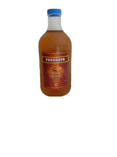 Foshkaya Vodka Caramelo 3 Liter Pet 18 % vol. von Limsa
