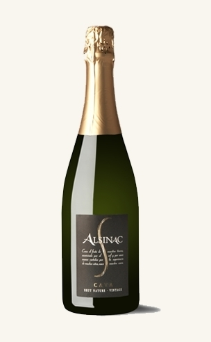 Alsinac Cava Brut Nature  0,75 l. 11,5 % vol.